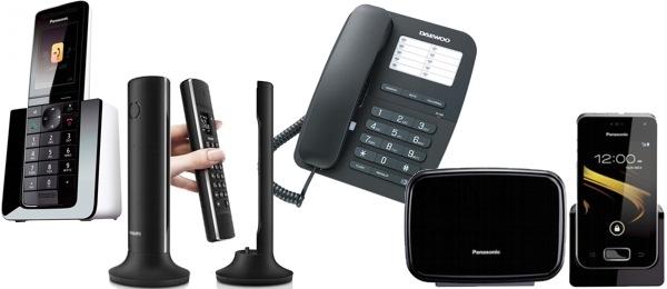 Nuevos teléfonos para empresas