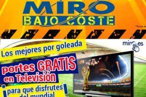 Ofertas catálogo Miró junio 2014
