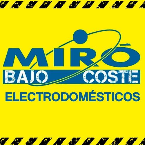 Miró Electrodomésticos en tiendas España