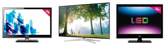 Smart tv televisores LED