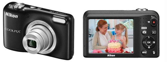 Nikon cámaras digitales