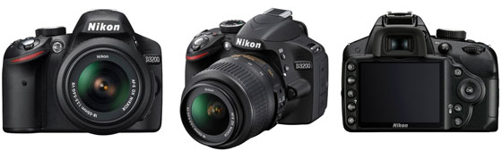 Nikon cámara digital