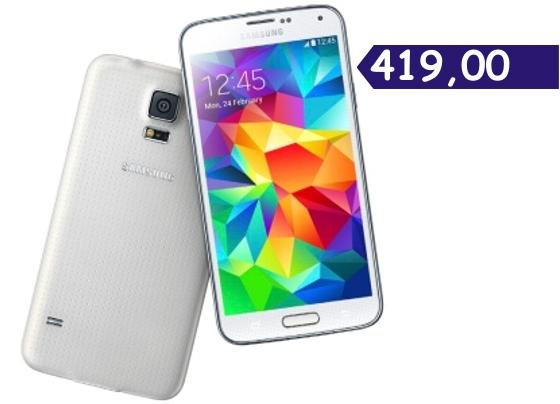 Móvil Libre Samsung Galaxy S 5