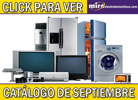 Ofertas Miró online septiembre 2016