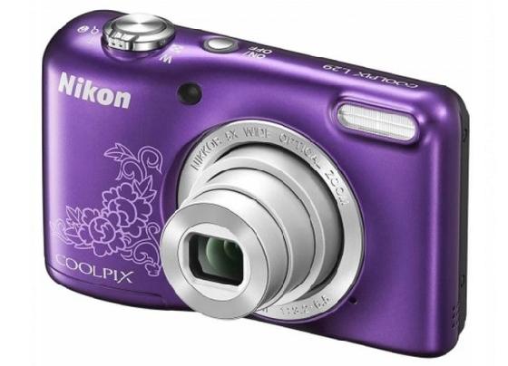 Cámara digital compacta Nikon
