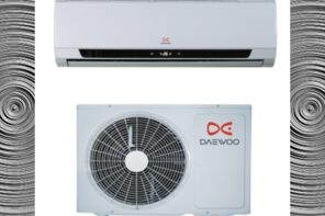Daewoo aire acondicionado