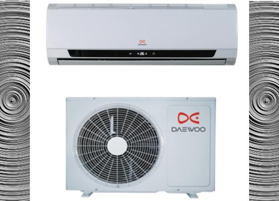 Aire acondicionado Daewoo