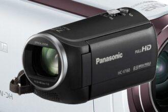 Panasonic camara de video