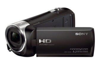 Sony camara de video