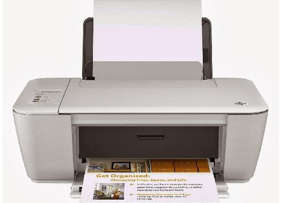 Impresora a inyección de tinta HP