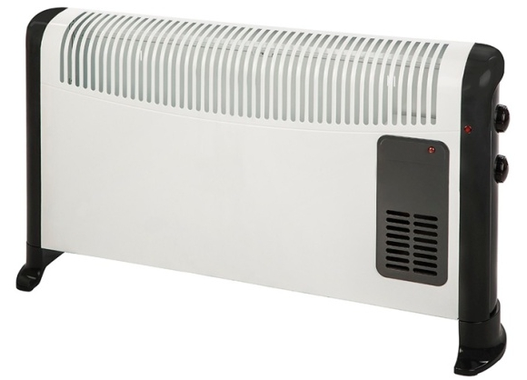 calefactor turbo