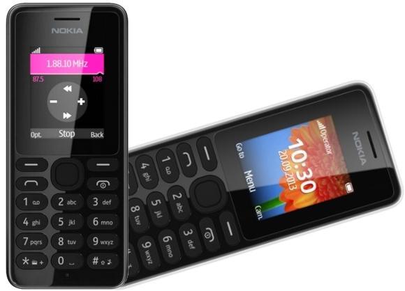 Móvil Nokia Tradicional con Botones