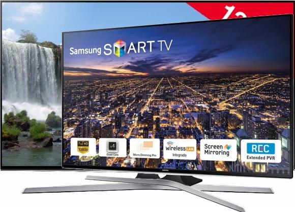 Televisor LED Samsung de 55 Pulgadas