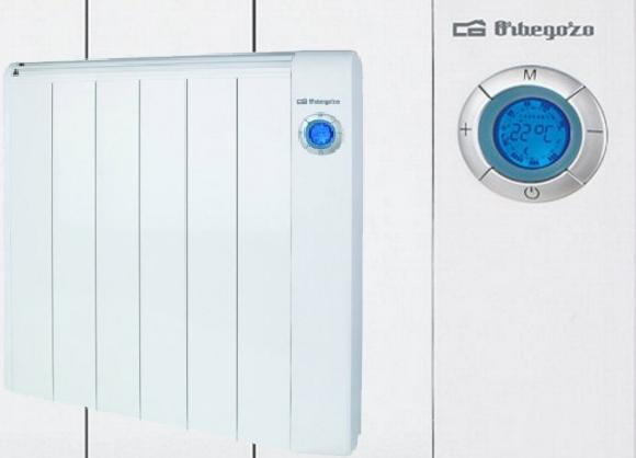 Radiador electrico orbegozo sistema de aire acondicionado - Mejores radiadores electricos ...