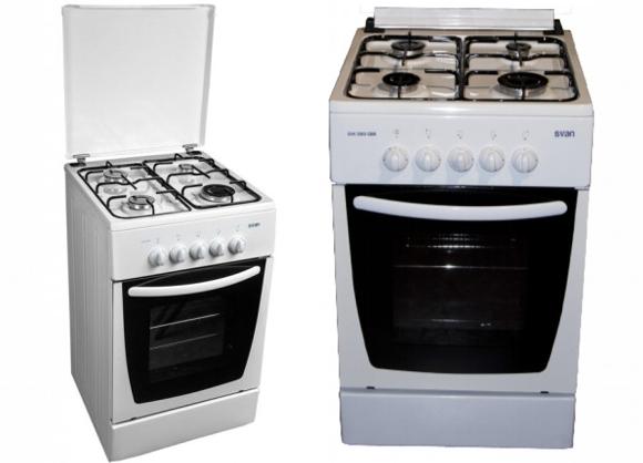 Cocina A Gas Svan Con 4 Quemadores En Mir Electrodom Sticos