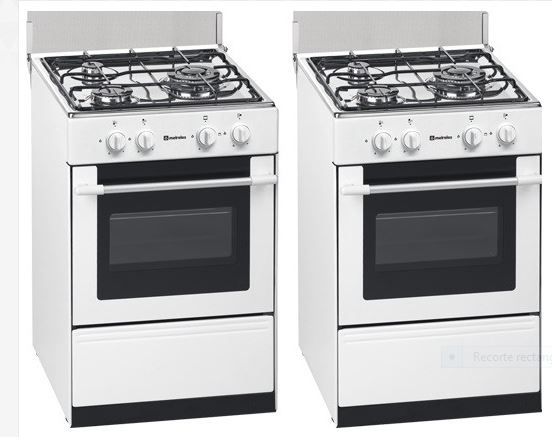 Cocinas a gas oferta Miró