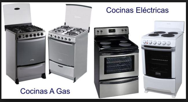 cocinas de gas y el ctricas cat logos mir ofertas