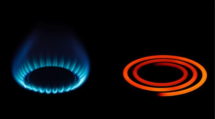 cocinas a gas o eléctricas en Miró
