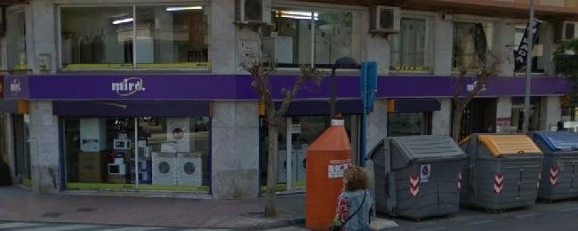 Precio Electrodomésticos Miró Alicante