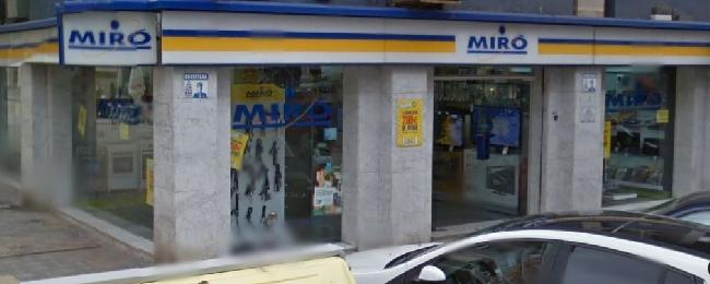 Tienda Miró Electrodomésticos mejor precio en Elche