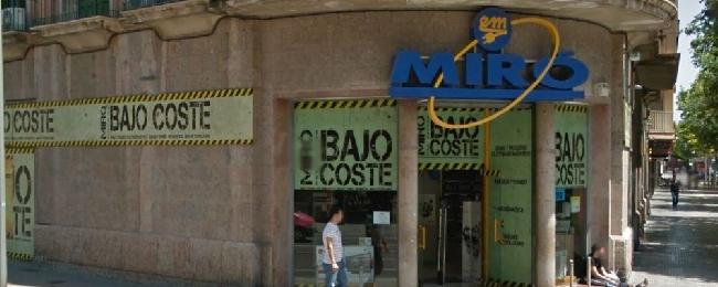 Tienda Miro en Palmas de Mallorca