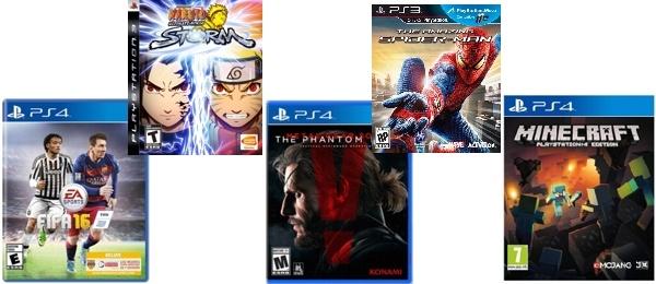 Videojuegos Miró para PS3 y PS4