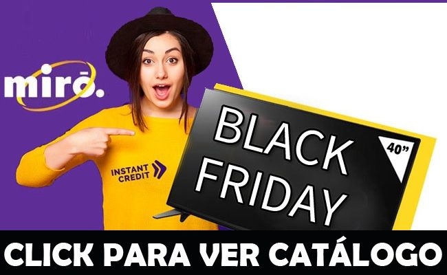 Black Friday Miró