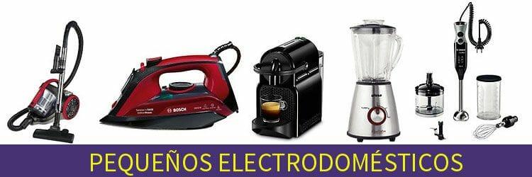 Pequeños electrodomésticos Miró
