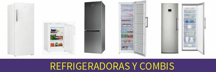Miró refrigeradoras neveras combis