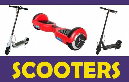 oferta scooters