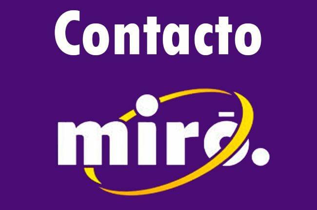 Contacto Miro|