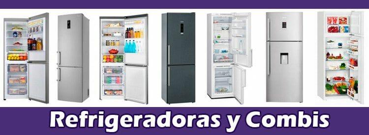 Combis refrigeradoras
