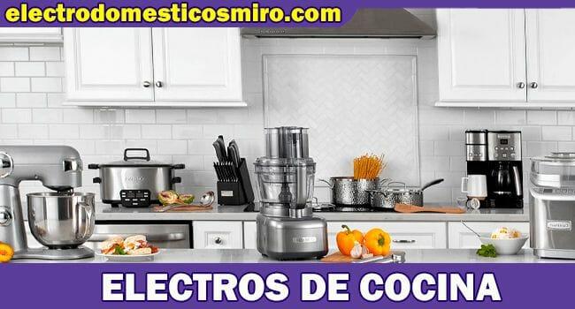 electrodomesticos de cocina Miro