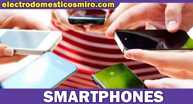 smartphones baratos en junio