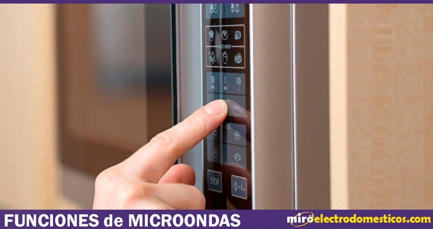 Funciones de Microondas